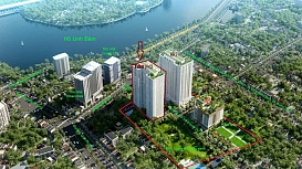 Project: Eco-Lake View High-rise Building of Housing combined Commercial Services